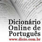 Dicio - Dicionário de Português