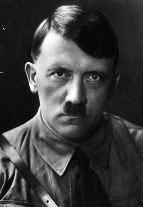 Adolf Hitler Ohne Schnurrbart