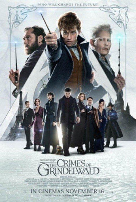 Animais Fantásticos Os Crimes De Grindelwald Pensador