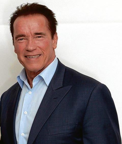 Arnold Schwarzenegger Pensador
