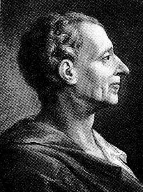 Resultado de imagem para barão de Montesquieu