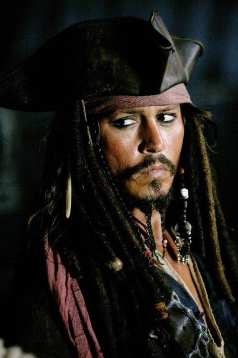 Capitão Jack Sparrow Pensador