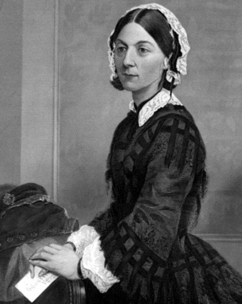 Florence Nightingale - Pensador