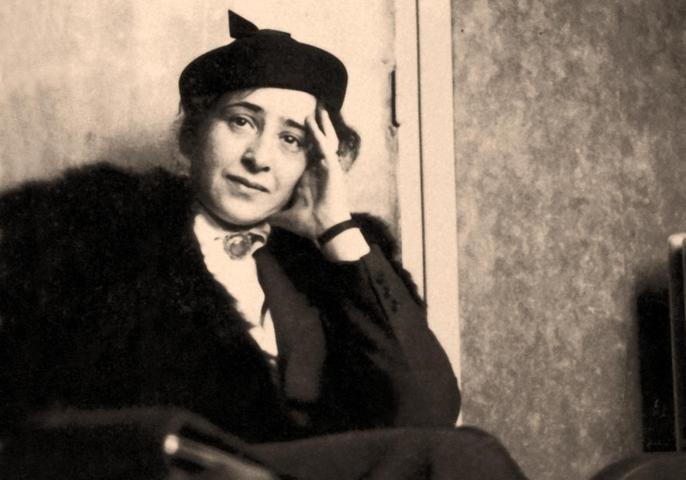 Hannah Arendt Pensador