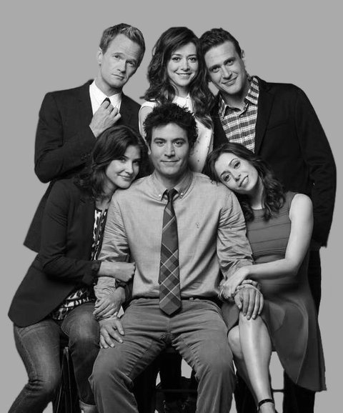 How I Met Your Mother Pensador