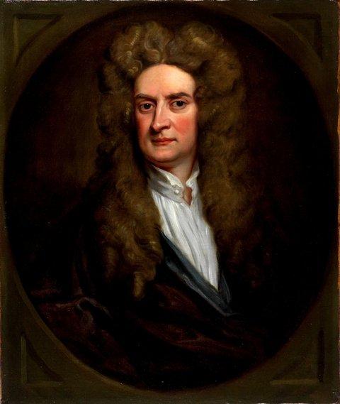 Isaac Newton Pensador