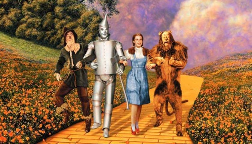 O Mágico De Oz Pensador