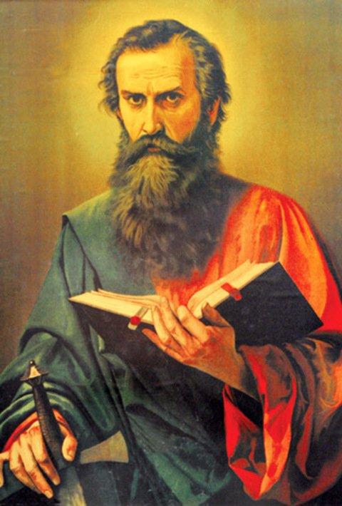 Resultado de imagem para são paulo apóstolo