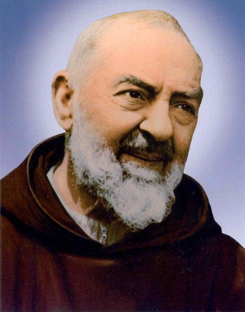 São Padre Pio De Pietrelcina Pensador