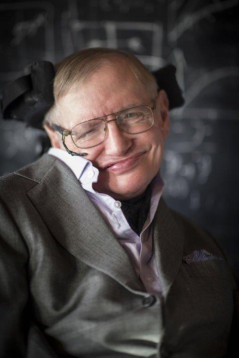Stephen Hawking Pensador