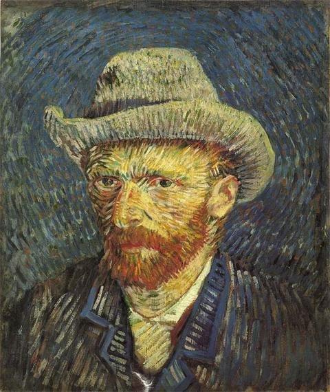 Vincent Van Gogh Pensador