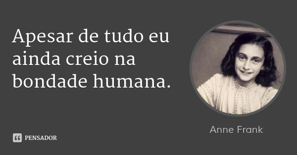 O Incrível Diário De Anne Frank