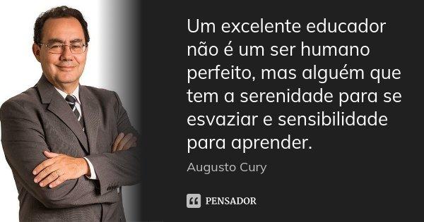 Augusto Cury 5 Pensador