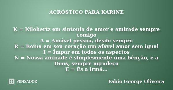 Frasesamor Frases De Amor Para Karina
