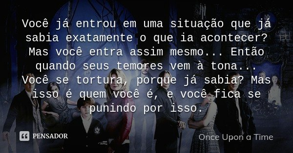 Topo Frases De Once Upon A Time