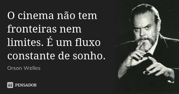 As 20 Frases Mais Memoráveis Do Cinema: Louco Por Cinema