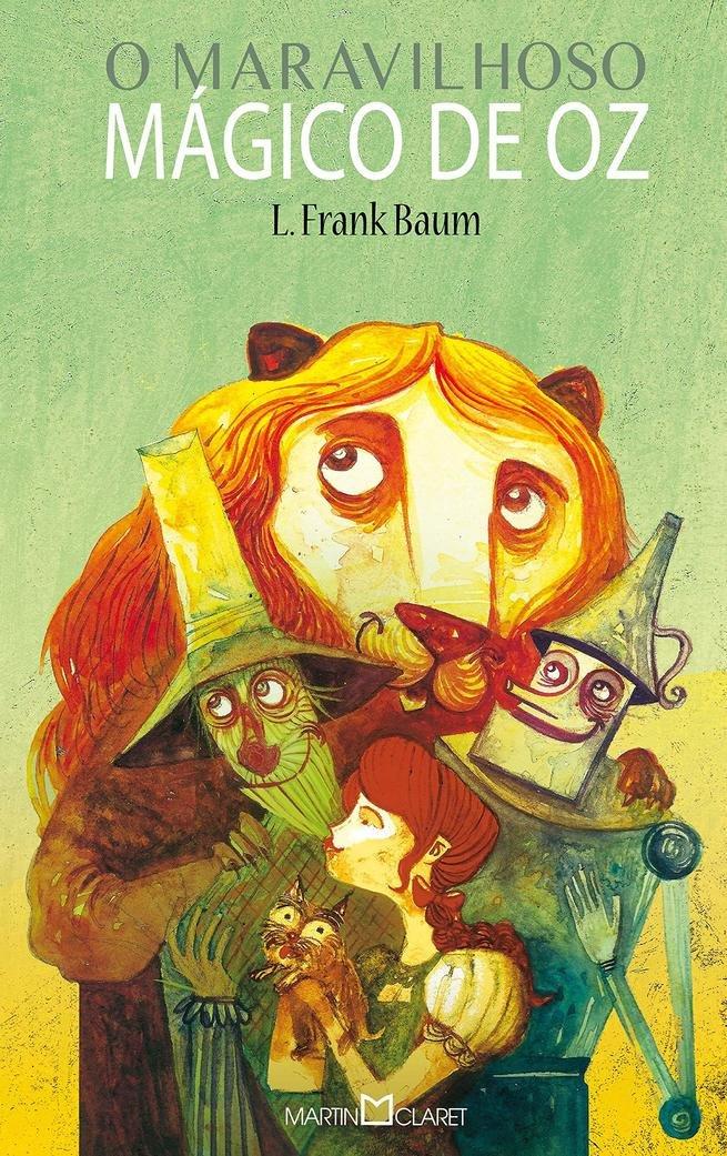 O Maravilhoso Mágico de Oz - Lyman Frank Baum