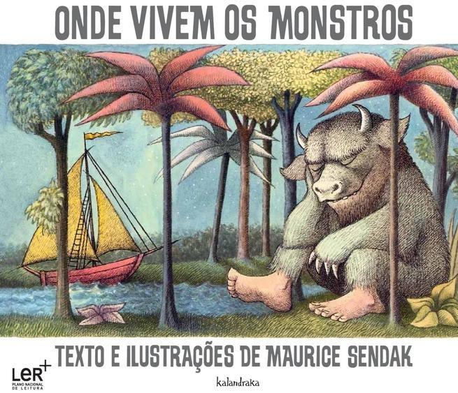 Onde Vivem os Monstros - Maurice Sendak
