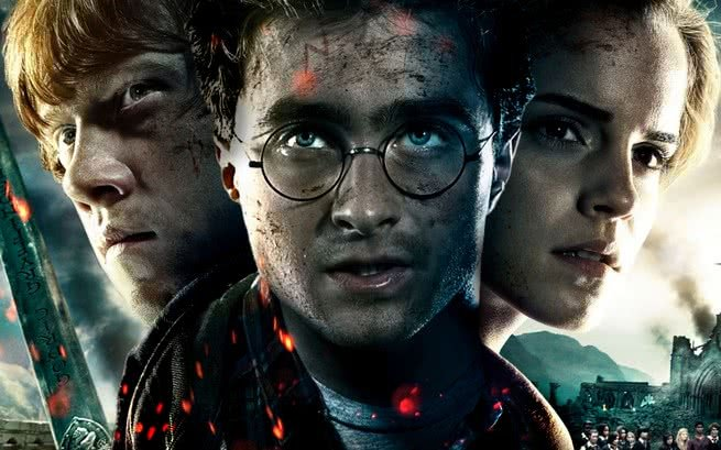 harry potter frases de filmes