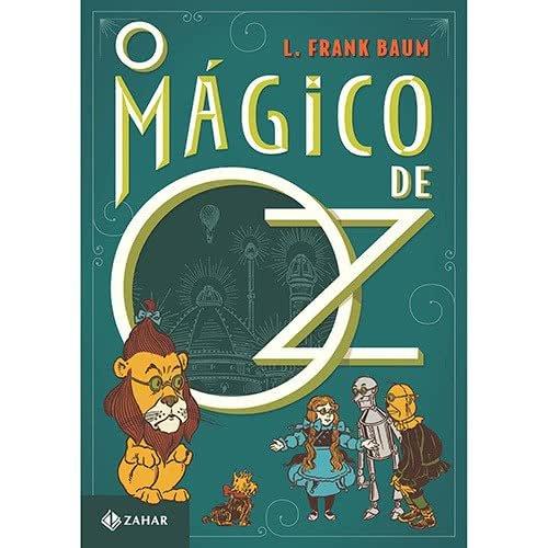 O Maravilhoso Mágico de Oz - Capa