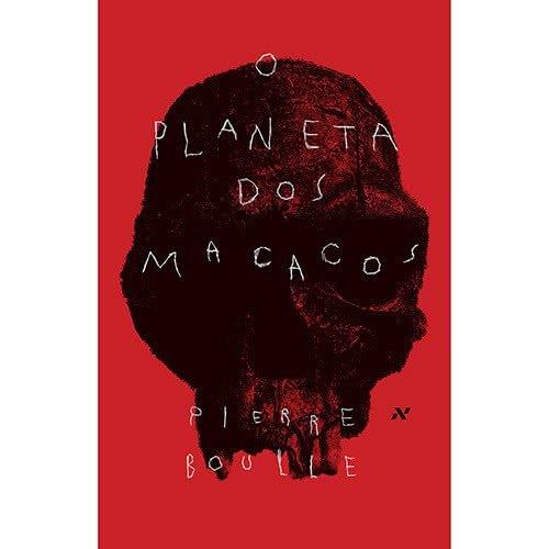 O Planeta dos Macacos - Livro