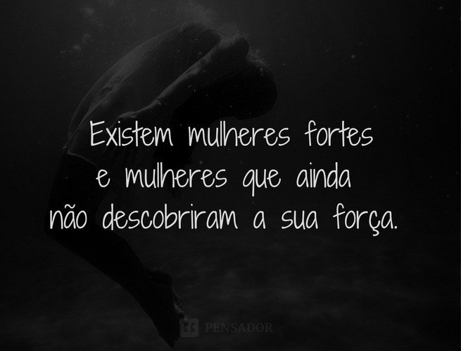 Mulheres fortes