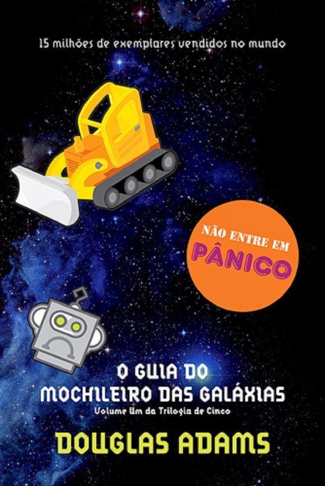 O Guia do Mochileiro das Galáxias livro