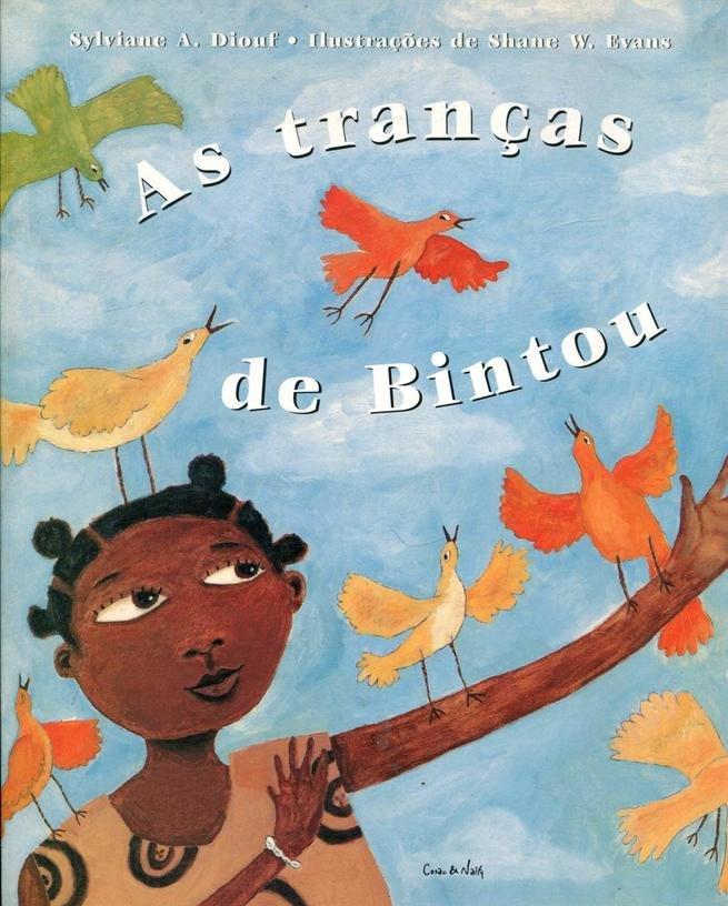 As Tranças de Bintou - Sylviane A. Diuof