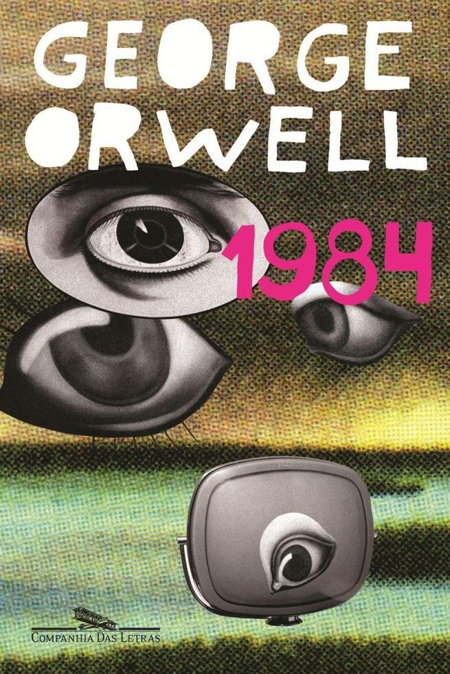 1984 - capa