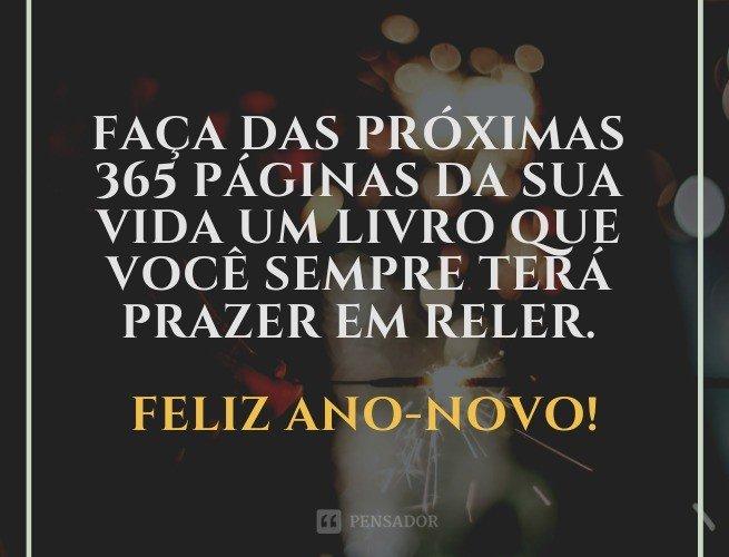 30 Frases Curtinhas Para Agradecer E Comemorar A Chegada Do Ano Novo