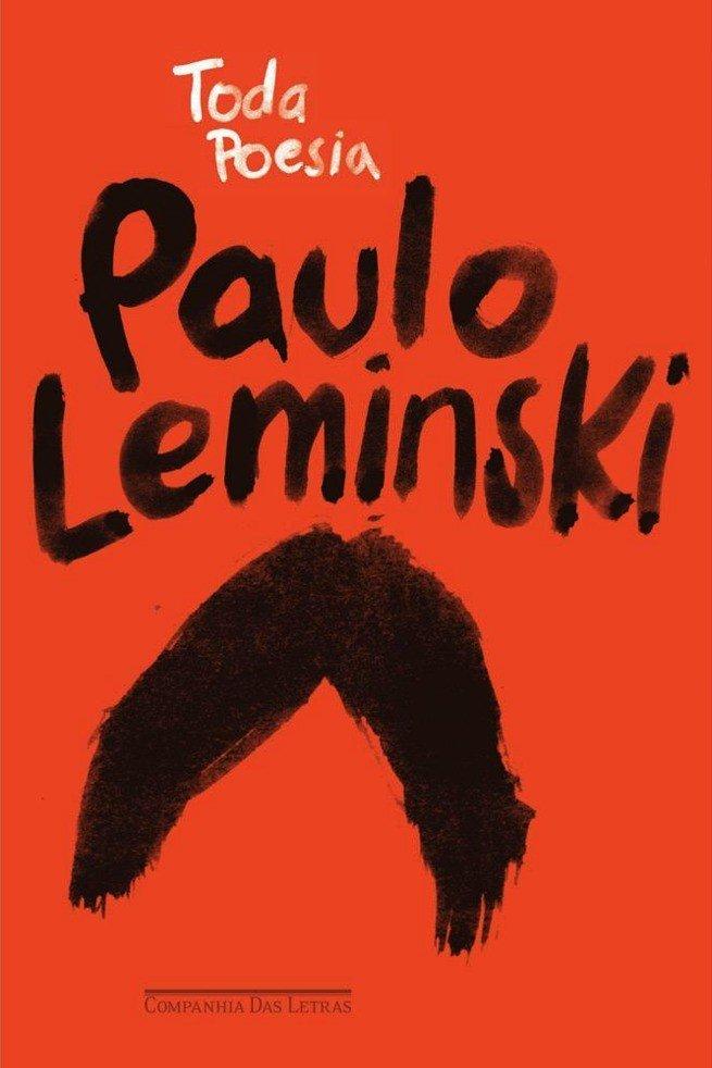Toda Poesia, de Paulo Leminski