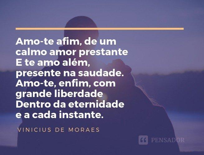 Declaração de amor romântica