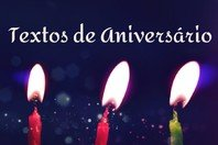 52 textos de aniversário para desejar parabéns! 🥳