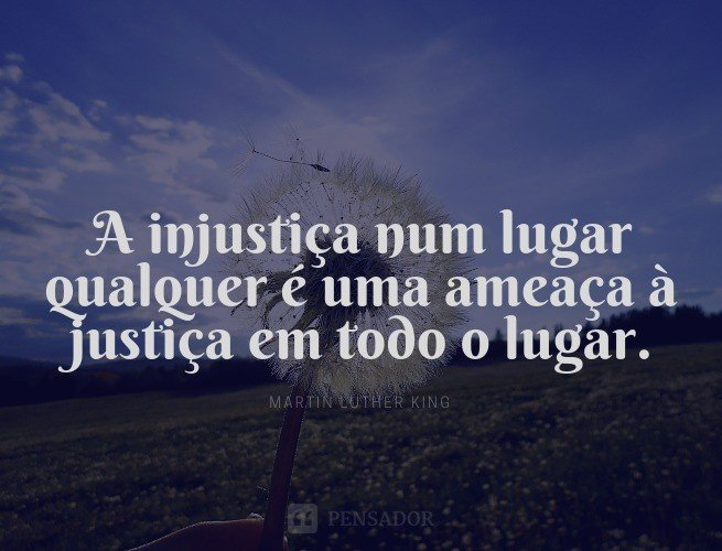 frases sobre justiça