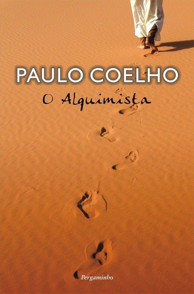 O alquimista - livro
