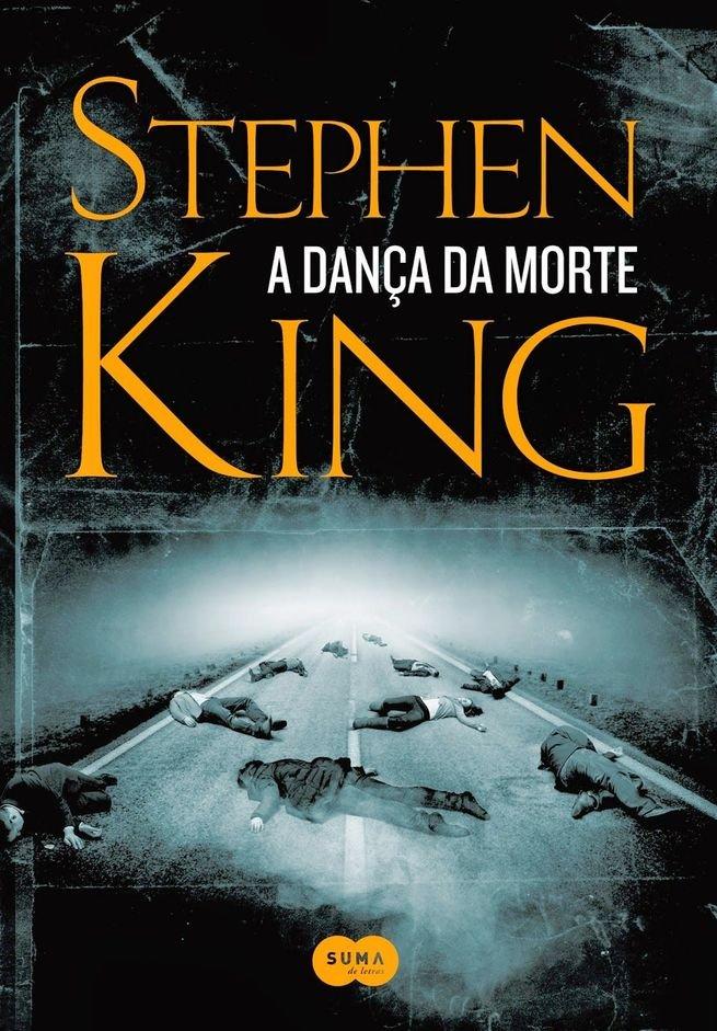 Capa do livro A dança da morte.