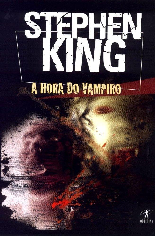Capa do livro A Hora do Vampiro (1975)