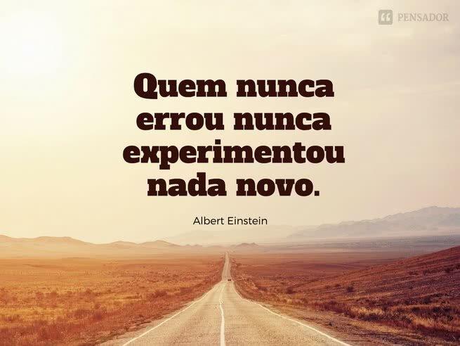 15 Frases De Albert Einstein Que Vão Abrir A Sua Mente Pensador
