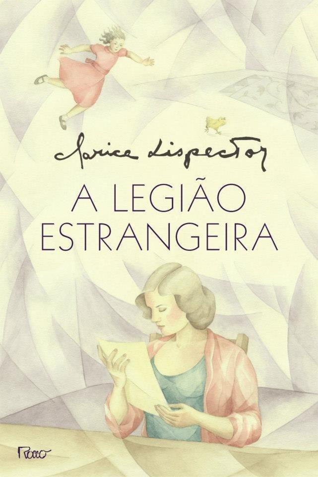 Capa do livro A Legião Estrangeira