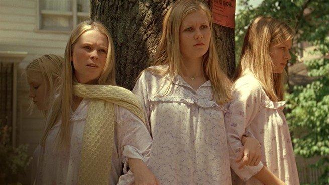 Filme As Virgens Suicidas.