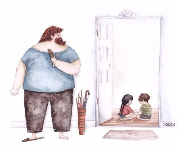Uma Linda Mensagem De Amor De Pai Para Filha Pensador