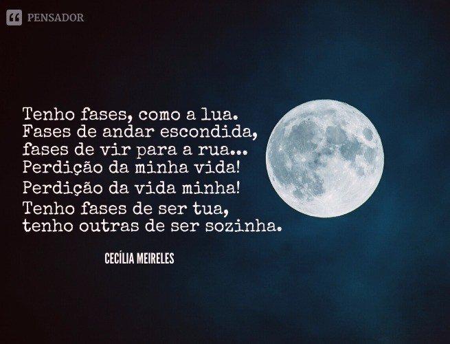 Os 25 melhores poemas de Cecília Meireles para descobrir a sua obra - Pensador
