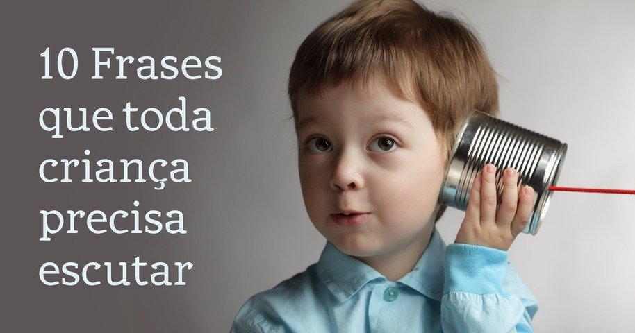Frases De Incentivo A Criança Pensador