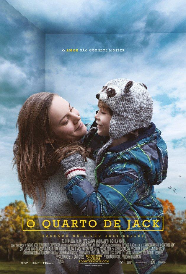 o quarto de jack, filmes, livros