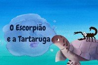 Fábula do Escorpião e a Tartaruga