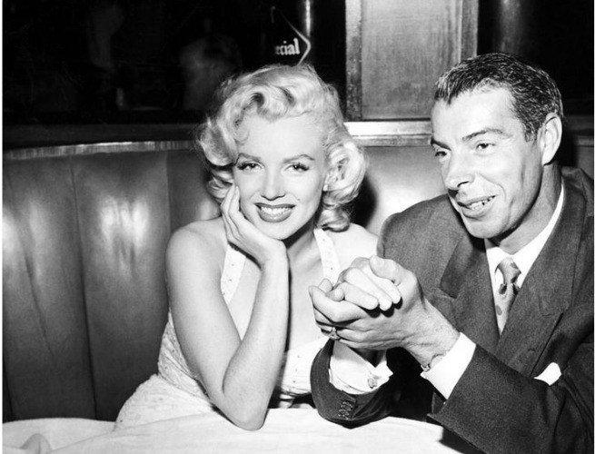 Joe DiMaggio e Marilyn Monroe
