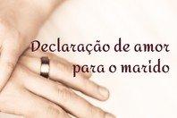 48 declarações de amor emocionantes para marido 💌
