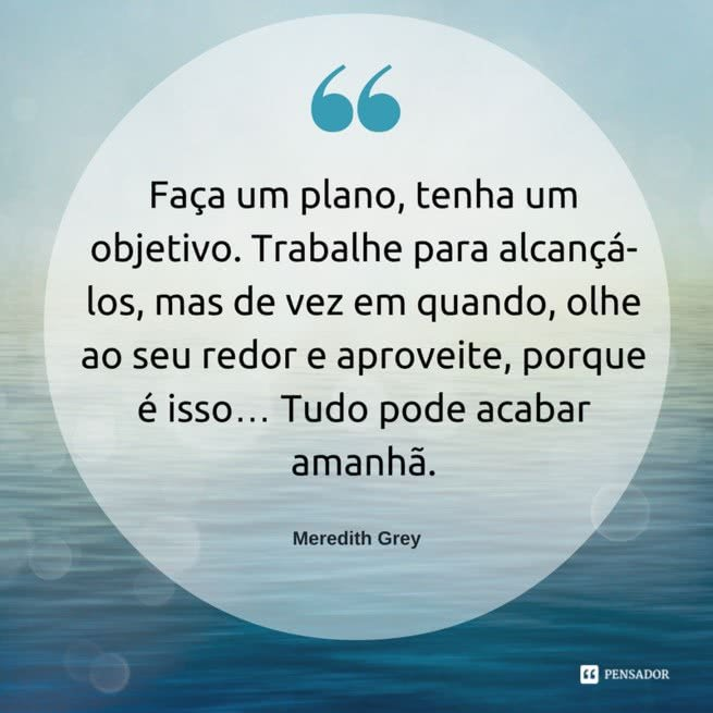 Greys Anatomy frases