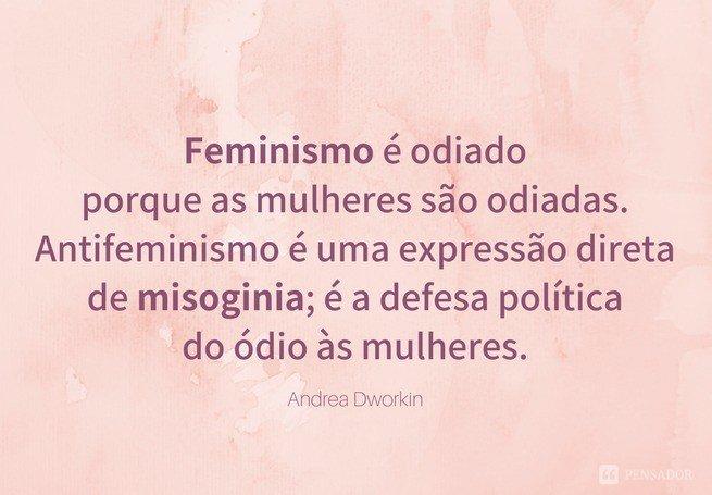 feminismo odiado