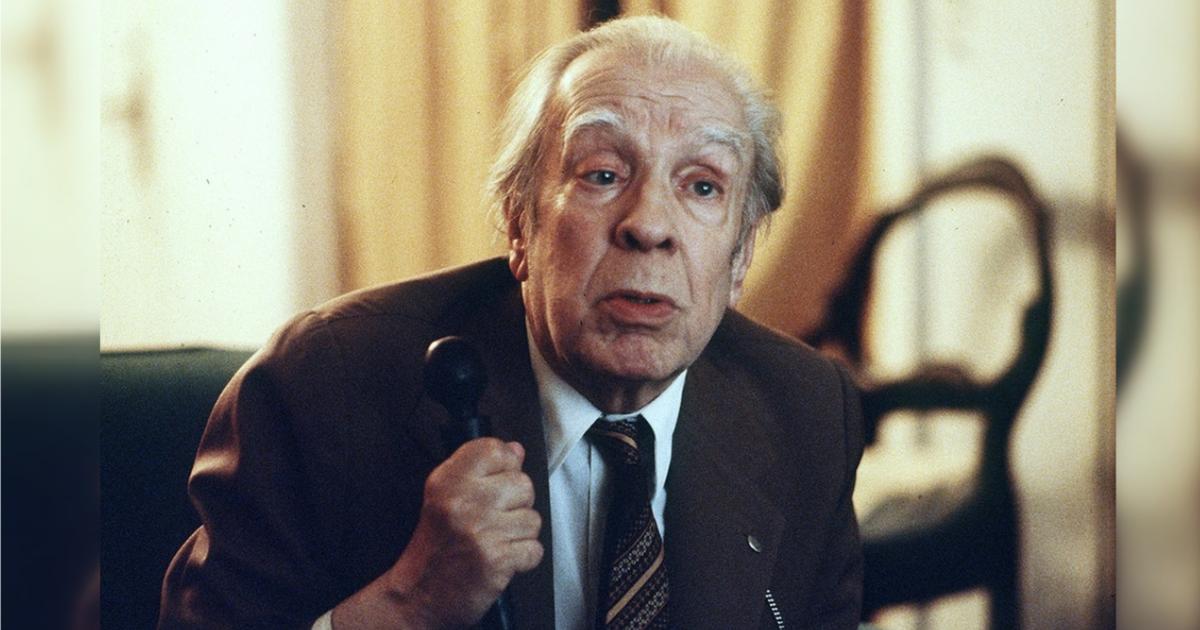 As 40 Frases Celebres Do Argentino Jorge Luis Borges Pensador